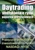 Ebook Daytrading - amerykańskie rynki papierów wartościowych / Piotr Surdel