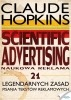 """Ebook """"Scientific Advertising"""". Naukowa reklama. 21 legendarnych zasad pisania tekstów reklamowych - Claude Hopkins"""
