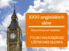1000 angielskich słów – zacznij rozumieć angielski - kurs online