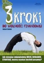 Ebook 3 kroki do wolności finansowej / Hubert Dudek