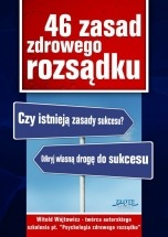 Książka 46 zasad zdrowego rozsądku / Witold Wójtowicz