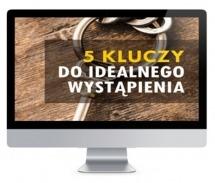 Ebook 5 Kluczy Do Idealnego Wystąpienia / Piotr Pytel