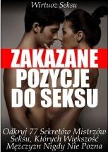 Ebook 77 Zakazanych Pozycji Do Seksu / Wirtuoz Seksu