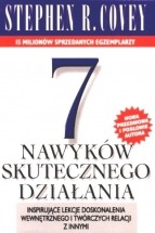 Książka 7 nawyków skutecznego działania / Stephen R. Covey