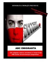 Ebook ABC Emigranta / Honorata Chorąży-Przybysz