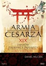 Ebook Armia cesarza / Daniel Wilczek