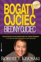 Książka Bogaty ojciec, Biedny ojciec / Robert Kiyosaki i Sharon L. Lechter
