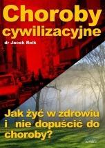 Ebook Choroby cywilizacyjne / Jacek Roik