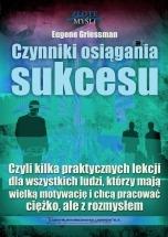 Ebook Czynniki osiągania sukcesu / Eugene Griessman