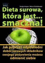 Ebook Dieta surowa, która jest... smaczna! / Sergey Karpov