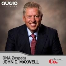 Audiobook DNA zespołu / John C. Maxwell