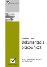 Ebook Dokumentacja pracownicza / Przemysław Ciszek