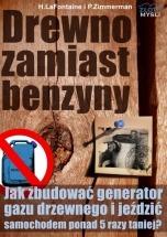 Ebook Drewno zamiast benzyny / H.LaFontaine i P.Zimmerman