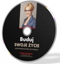 DVD: Buduj swoje życie odpowiedzialnie i zuchwale / Kamila Rowińska