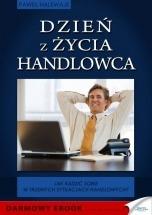 Ebook Dzień z życia handlowca /  Paweł Nalewajk