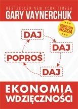 Książka Ekonomia wdzięczności / Gary Vaynerchuk