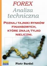Ebook Forex 2. Analiza techniczna / Piotr Surdel