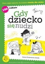 Ebook Gdy dziecko się nudzi / Aniela Cholewińska-Szkolik