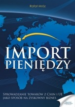 Ebook Import pieniędzy / Rafał Mróz