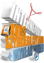 Internetowy Kurs Szybkiego Czytania / Marcin Matuszewski