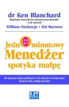 Ebook Jednominutowy menedżer spotyka małpę / Ken Blanchard, William Oncken Jr., Hal Burrows