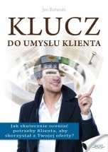 Ebook Klucz do umysłu klienta / Jan Batorski