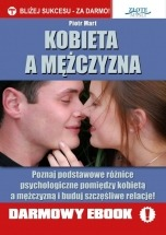 Ebook Kobieta a mężczyzna / Piotr Mart