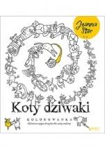 Książka Koty dziwaki. Kolorowanka / Joanna Star Czupryniak