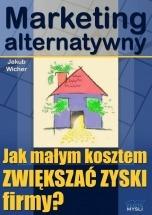 Ebook Marketing alternatywny / Jakub Wicher