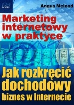 Ebook Marketing internetowy w praktyce / Angus Mcleod