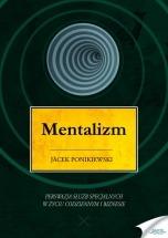 Ebook Mentalizm / Jacek Ponikiewski