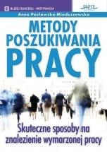 Ebook Metody poszukiwania pracy / Anna Pasławska-Mioduszewska