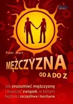 Ebook Mężczyzna od A do Z / Piotr Mart