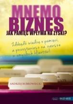 Ebook MNEMObiznes / Andrzej Bubrowiecki