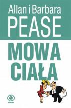 Książka Mowa ciała / Allan Pease, Barbara Pease