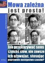 Ebook Mowa zależna jest prosta! / Anna Kowalczewska