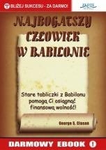 Darmowy ebook Najbogatszy człowiek w Babilonie / George Samuel Clason