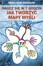 Ebook Naucz się w 7 godzin: Jak tworzyć mapy myśli / Irena Sidor-Rangełow