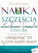 Ebook Nauka szczęścia / Ewa Nowińska