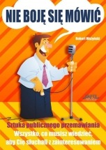 Książka Nie boję się mówić! / Robert Ważyński
