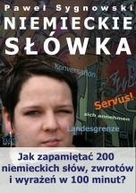 Ebook Niemieckie słówka / Paweł Sygnowski