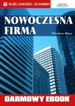 Darmowy ebook Nowoczesna firma / Wiesław Kluz
