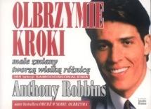 Książka Olbrzymie kroki, małe zmiany tworzą wielką różnicę / Tony Robbins