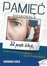 Ebook Pamięć doskonała / Barbara Szula
