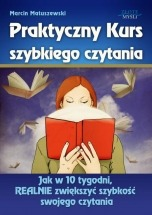 Książka Praktyczny Kurs Szybkiego Czytania / Marcin Matuszewski