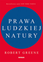 """Książka """"Prawa ludzkiej natury"""" - Robert Greene"""