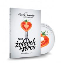 """Audiobook """"Przez żołądek do serca"""" - Marek Zaremba"""