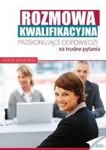 Ebook Rozmowa kwalifikacyjna / Marcin Wiśniowski