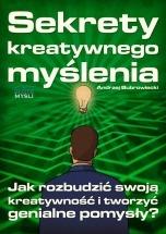 Ebook Sekrety kreatywnego myślenia / Andrzej Bubrowiecki