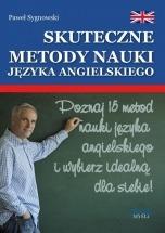 Ebook Skuteczne metody nauki języka angielskiego / Paweł Sygnowski
